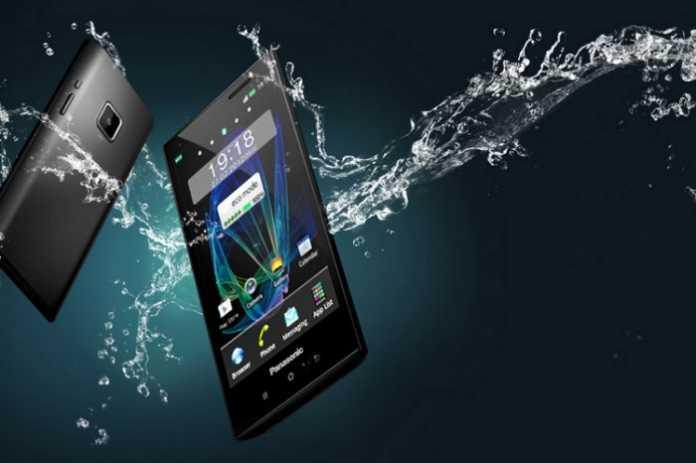 water resistant smartphone