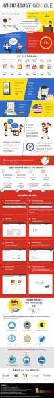 Google 101 Infographic