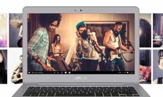 ASUS ZenBook 13 inch laptop for computer science majors
