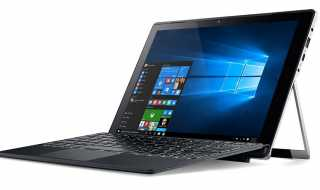Acer Switch Alpha 12 Inch best laptops for medical school