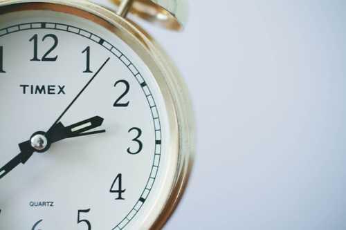 Alarm Clock Time Watch