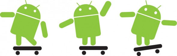 3 Android Logo