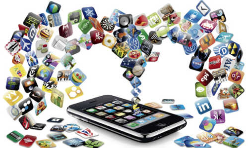 Apps Download App Store Cell Phone