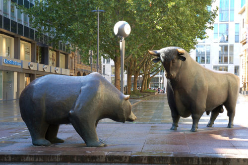 Bull Bear Market Investment Currency