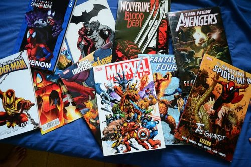 Cartoons Comics Superhero
