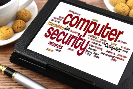 Computer security tips
