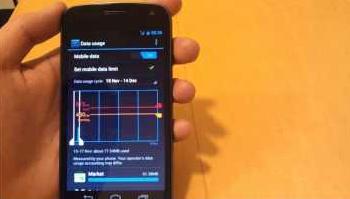 Data Monitoring Android