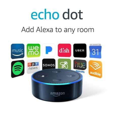 Echo dot 2nd generation