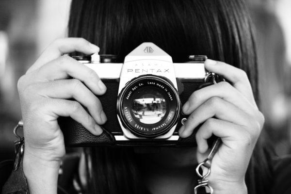 Female camera
