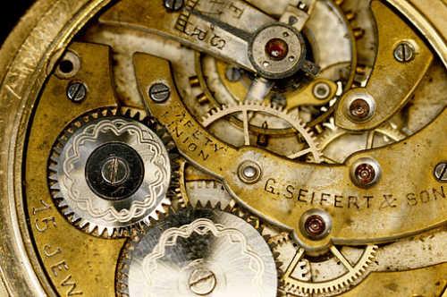 G. Seifert mechanical gold watch Best Watch Brands