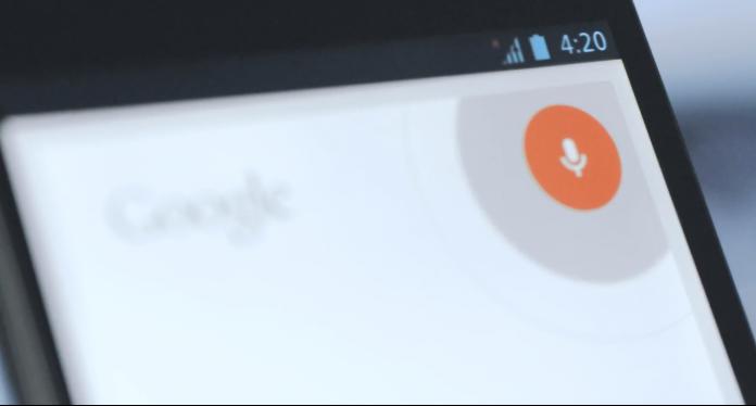 Google Now banner