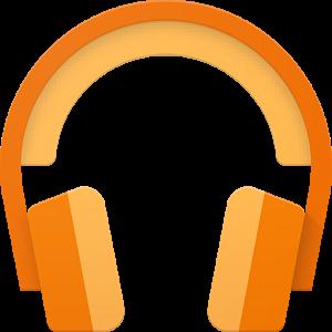 Google Play Music Headphone