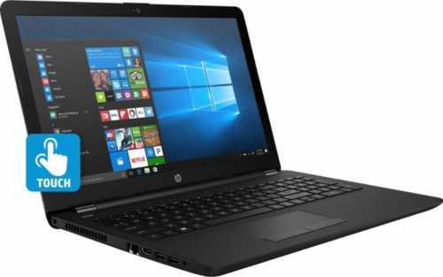 HP 15.6 Inch Touch-Screen Flagship Laptop