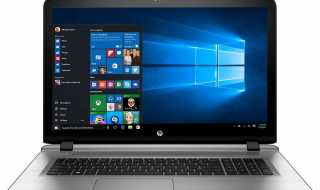 HP Envy 17 inch Best Laptops for COmputer Science Students