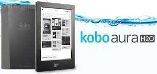 Kobo H2O ereader review