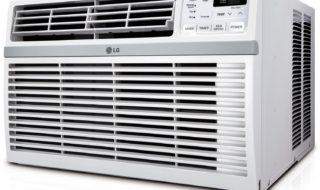 LG low profile air conditioner