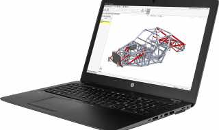 Laptops for College HP ZBook 15U G4