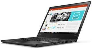 Laptops with good battery life Lenovo ThinkPad T470