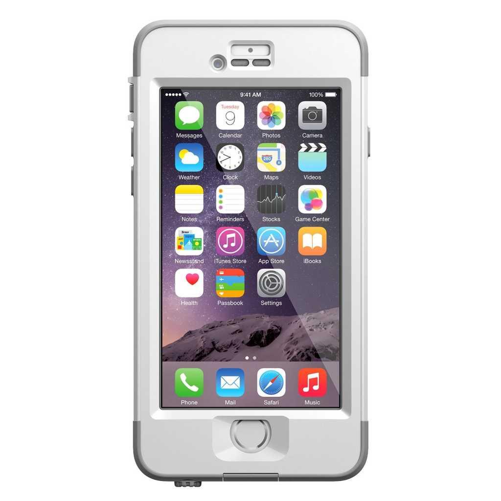LifeProof Nuud Waterproof iPhone Case
