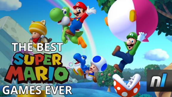 Best Mario
