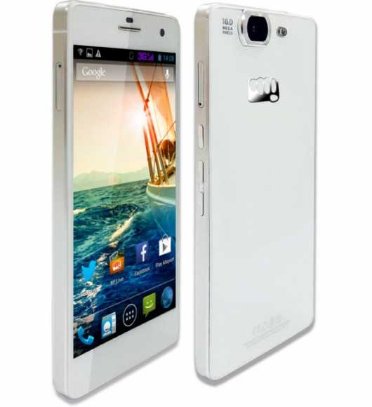 Micromax Canvas Knight Android Mobile