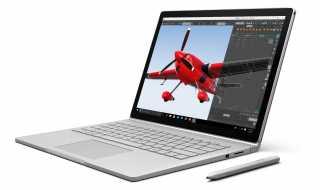 Microsoft Surface Book Laptop