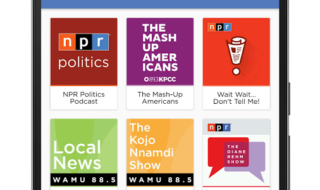 NPR One Android Apps