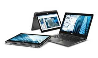 Newest Dell Latitude 2-in-1 Convertible Touchscreen Laptop