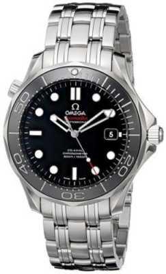 Omega Mens Seamaster Watch