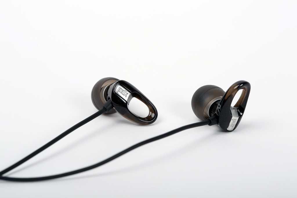 Best headphones - Polk Nue Voe headphones