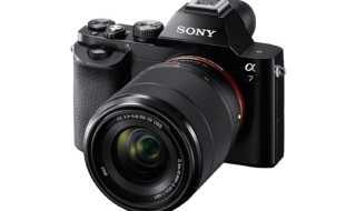 Sony Camera Brand a7