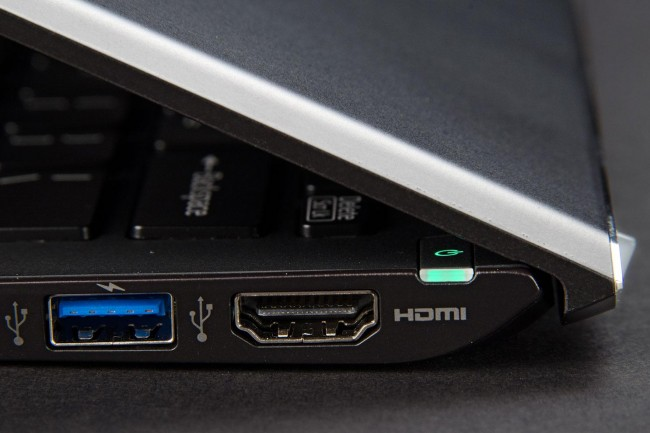 vaio pro 13 Ports HDMI