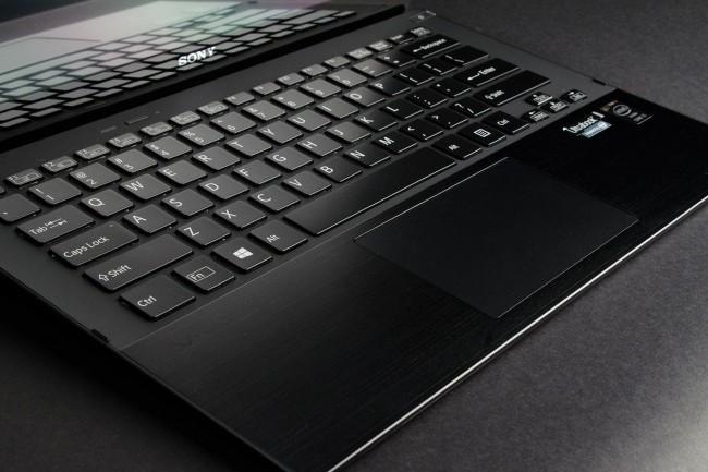 vaio pro 13 touchpad