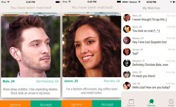 Twine dating app