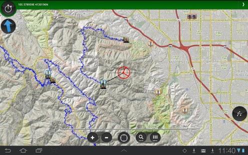 View Ranger GPS & Topo Maps