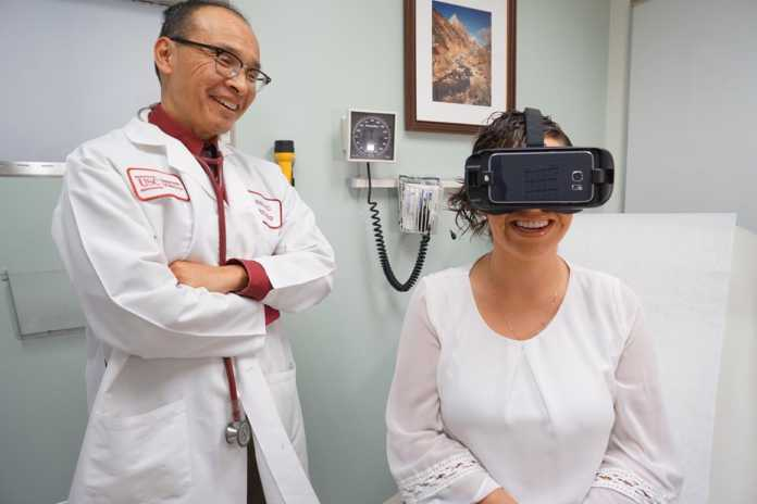 Virtual reality medicine