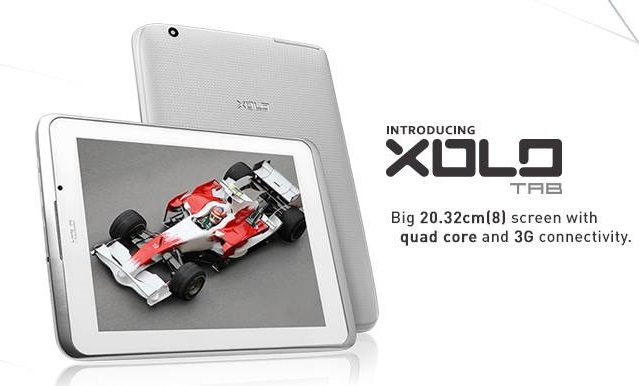 XOLO QC800 Tablet