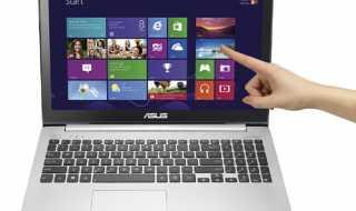 ASUS VivoBook 15.6 HD Touchscreen Laptop