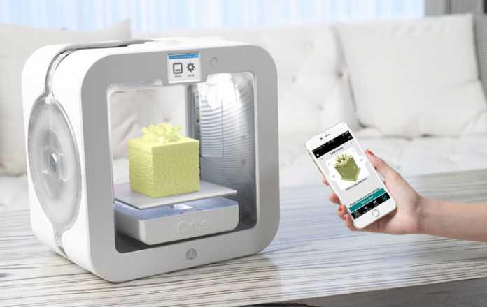 X cube 3D printer review