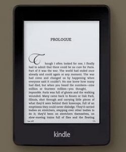 ereader review Kindle Paperwhite