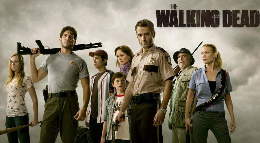 project free TV The Walking dead