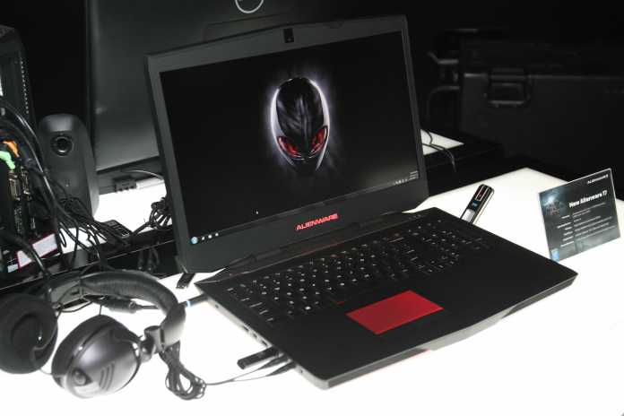 gaming laptop