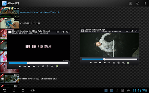 Gplayer Android Video Player