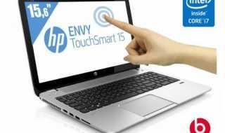 HP ENVY Touchsmart 15 Quad Edition