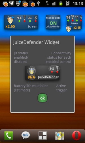 Juice Defender android