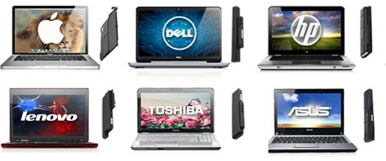 laptop brands list