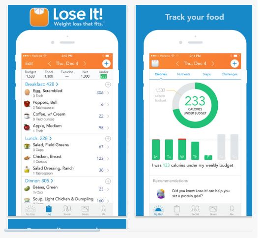 best weight loss app