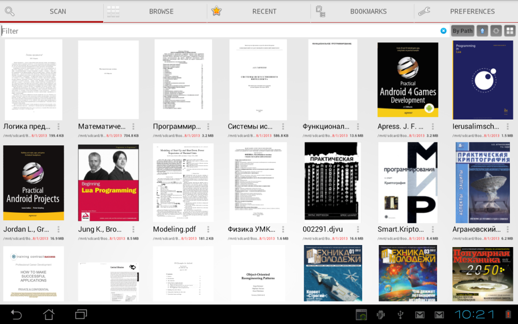Foobnix PDF Reader