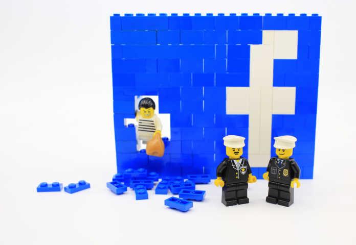 Facebook Legos guy