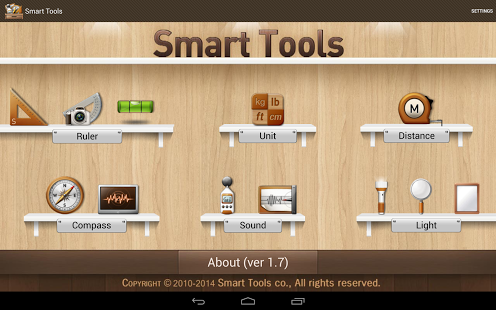 smart tools android
